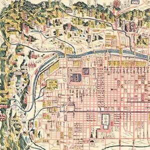 案見京都細圖 1