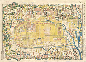 萬代京都繪圖 1