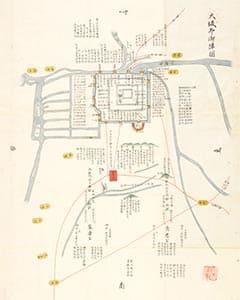 大坂冬御陣図 1