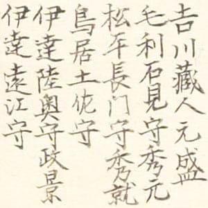 大坂冬御陣図