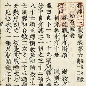 釋浄土二藏義 : 本泉寺旧蔵本