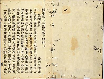 釋淨土二藏義 10-12