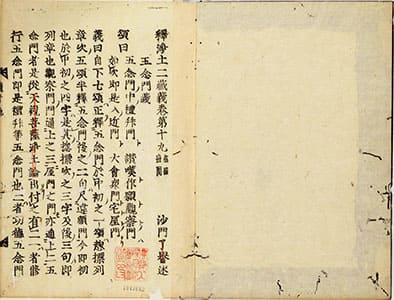 釋淨土二藏義 19-21