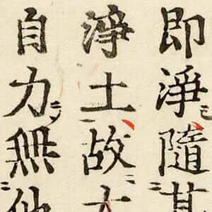 釋淨土二藏義